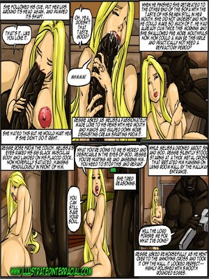 Interracial Comics Illustrated interracial- New Parishioner Porn Comic 37