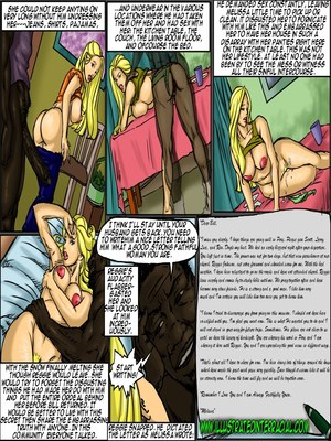 Interracial Comics Illustrated interracial- New Parishioner Porn Comic 45