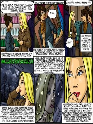 Interracial : Illustrated interracial- New Parishioner Porn Comic sex 49