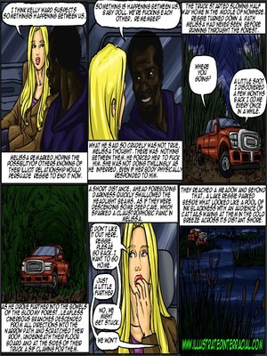 Interracial Comics Illustrated interracial- New Parishioner Porn Comic 50