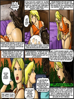 Interracial Comics Illustrated interracial- New Parishioner Porn Comic 85