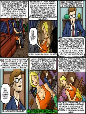 Interracial Comics Illustrated interracial- New Parishioner Porn Comic 86