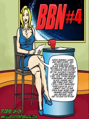 Porn Comics - illustratedinterracial- BBN 4 free Porn Comic