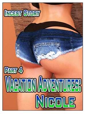 Porn Comics - Incest Story Part 4- Vacation Adventures: Nicole free Porn Comic