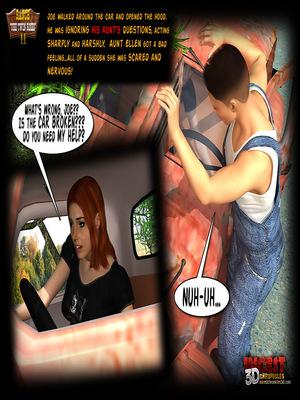 3D Porn Comics Incest3DChronicles- Ranch The Twin Roses. Part 2 Porn Comic 21