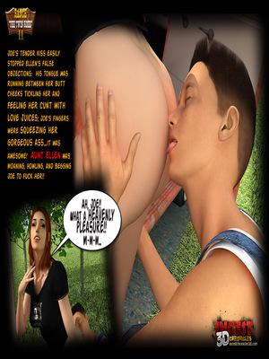 3D Porn Comics Incest3DChronicles- Ranch The Twin Roses. Part 2 Porn Comic 27
