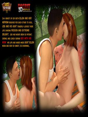 3D Porn Comics Incest3DChronicles- Ranch The Twin Roses. Part 2 Porn Comic 36