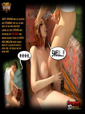 3D Porn Comics Incest3DChronicles- Ranch The Twin Roses. Part 2 Porn Comic 46