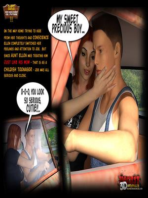 3D Porn Comics Incest3DChronicles- Ranch The Twin Roses. Part 2 Porn Comic 50