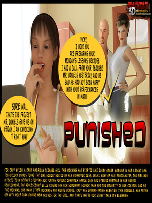 Porn Comics - IncestChronicles3D- Punhished free Porn Comic