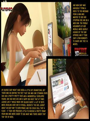 3D Porn Comics IncestChronicles3D- Punhished Porn Comic 03
