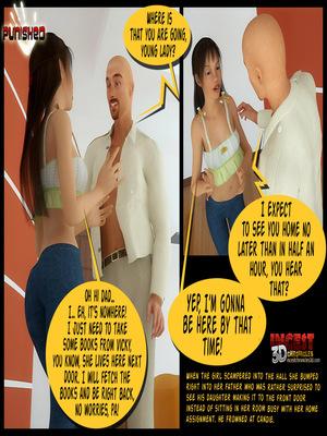 3D Porn Comics IncestChronicles3D- Punhished Porn Comic 06