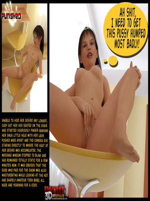 3D Porn Comics IncestChronicles3D- Punhished Porn Comic 12