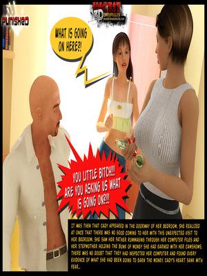 3D Porn Comics IncestChronicles3D- Punhished Porn Comic 17
