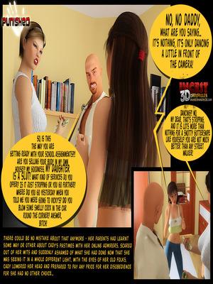 3D Porn Comics IncestChronicles3D- Punhished Porn Comic 18