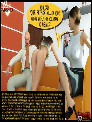 3D Porn Comics IncestChronicles3D- Punhished Porn Comic 23