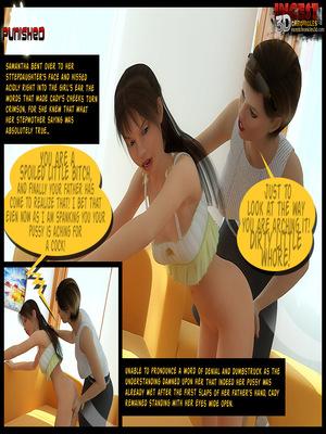 3D Porn Comics IncestChronicles3D- Punhished Porn Comic 29