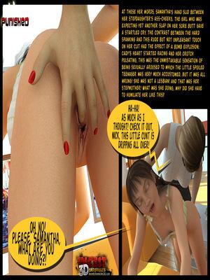 3D Porn Comics IncestChronicles3D- Punhished Porn Comic 30