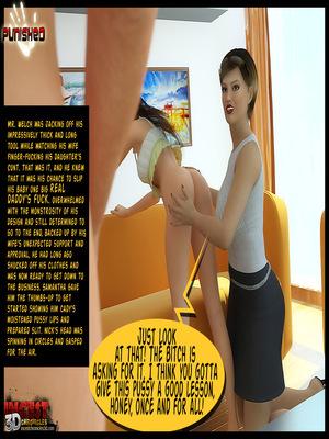 3D Porn Comics IncestChronicles3D- Punhished Porn Comic 34