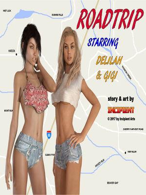 Porn Comics - Incipient- Roadtrip free Porn Comic