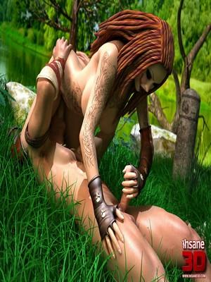 3D : Insane3D- Barbarian Love Porn Comics sex 30