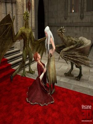 3D Porn Comics Insane3D- Game of Bones- She's the Queen Now Porn Comic 03