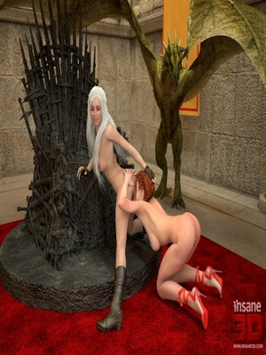 3D Porn Comics Insane3D- Game of Bones- She's the Queen Now Porn Comic 06