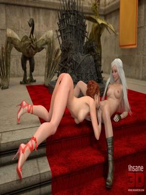 3D Porn Comics Insane3D- Game of Bones- She's the Queen Now Porn Comic 12