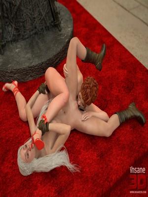 3D Porn Comics Insane3D- Game of Bones- She's the Queen Now Porn Comic 16