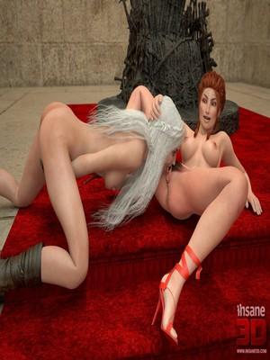 3D Porn Comics Insane3D- Game of Bones- She's the Queen Now Porn Comic 19