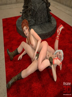 3D Porn Comics Insane3D- Game of Bones- She's the Queen Now Porn Comic 21