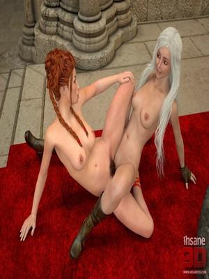 3D Porn Comics Insane3D- Game of Bones- She's the Queen Now Porn Comic 27