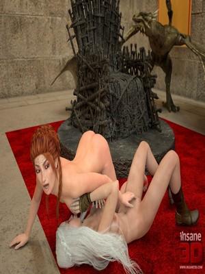 3D Porn Comics Insane3D- Game of Bones- She's the Queen Now Porn Comic 29