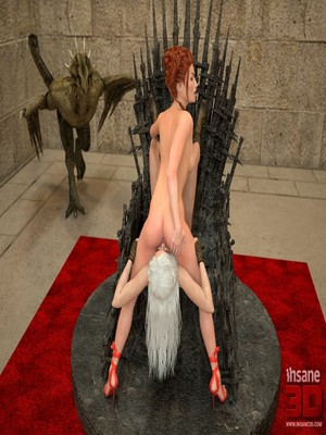 3D Porn Comics Insane3D- Game of Bones- She's the Queen Now Porn Comic 31