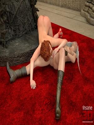 3D Porn Comics Insane3D- Game of Bones- She's the Queen Now Porn Comic 32