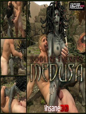 Porn Comics - 3D : Insane3D- Godlike Fuckers- [Medusa] Porn Comic