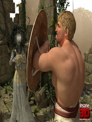3D Porn Comics Insane3D- Godlike Fuckers- [Medusa] Porn Comic 04