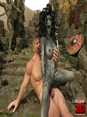 3D Porn Comics Insane3D- Godlike Fuckers- [Medusa] Porn Comic 11