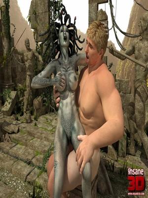 3D Porn Comics Insane3D- Godlike Fuckers- [Medusa] Porn Comic 19