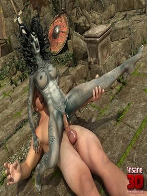 3D Porn Comics Insane3D- Godlike Fuckers- [Medusa] Porn Comic 26