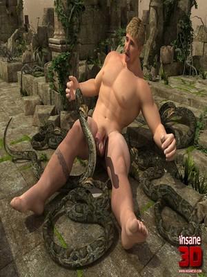 3D : Insane3D- Godlike Fuckers- [Medusa] Porn Comic