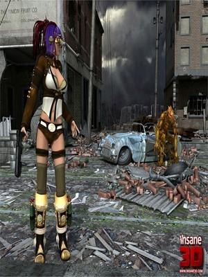 Porn Comics - Insane3D- Hunter Got Humped free Porn Comic