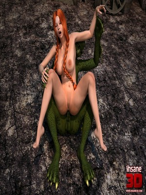 3D Porn Comics Insane3D- Muddy Water Porn Comic 18