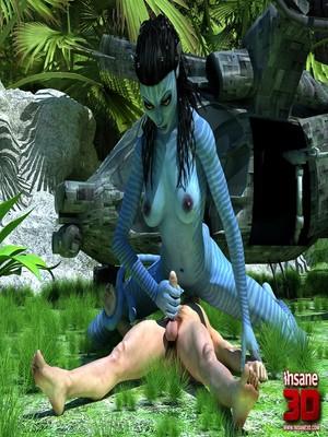 3D Porn Comics Insane3D- Navi's Revenge Porn Comic 05