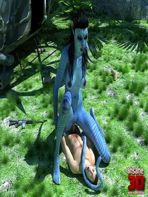 3D Porn Comics Insane3D- Navi's Revenge Porn Comic 08