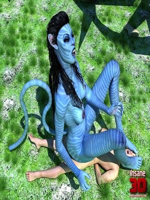 3D Porn Comics Insane3D- Navi's Revenge Porn Comic 10