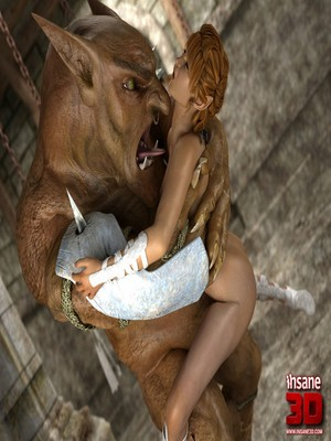 3D Porn Comics Insane3D- The Lord of the Kink Porn Comic 20