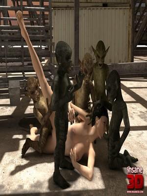 3D Porn Comics Insane3D-The Unusual Suspects Porn Comic 13