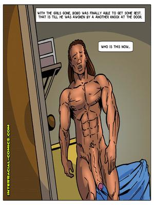 Interracial Comics Interracial-  Welcome to Sweden Porn Comic 29