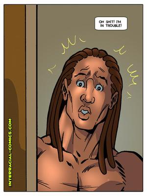 Interracial Comics Interracial-  Welcome to Sweden Porn Comic 30